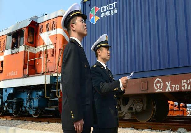 Freight train between China and Europe see further development of trade